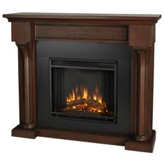 Found it at Wayfair - Verona Electric Fireplace