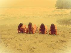 #beach #friends #summer