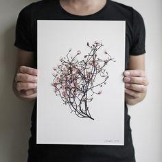 beautiful botanical prints!
