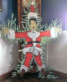 Christmas Yard Art, Christmas Wood, A Christmas Story, Christmas Signs, Outdoor Christmas, Christmas Holidays, Christmas Ideas, Christmas Cubicle Decorations, Christmas Party Themes