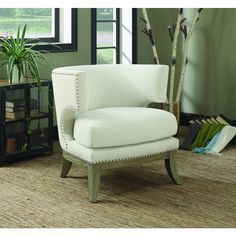 Clubhouse Accent Chair