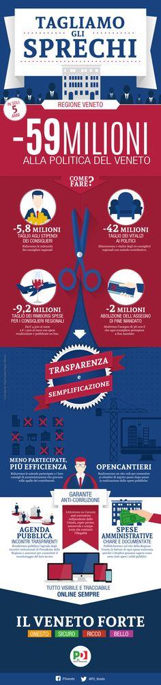 Una delle infografic