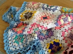 Baby crochet blanket, hand made, lap blanket, afghan, cot cover, cot blanket…