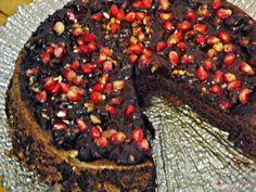 Tertúlia da Susy: Bolo de chocolate do Natal