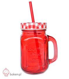 Bake in Drinking Jar www. Drinking Jars, Mason Jars, Mugs, Baking, Tableware, Products, Dinnerware, Tumblers, Bakken