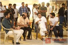Pawan Kalyan as Chief Guest For A..Aa Movie Audio Launch