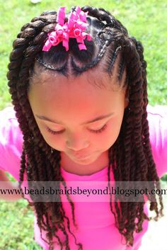 Beads, Braids and Beyond: Cornrows, Twists  Hearts... Oh My!
