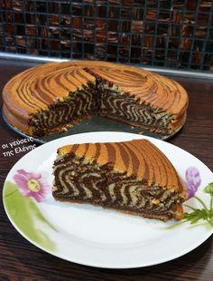Greek Cookies, Cake Cookies, Crazy Cakes, Sweet And Salty, Greek Recipes, Creative Food, Deserts, Dessert Recipes, Pie