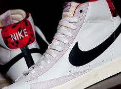 nike blazer mid red camo 01 Nike Blazer Mid Red Camo