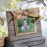 Rustic Natural Picture Frame, 5x7