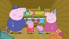 Peppa Pig Capitulos Completos El señor espantapajaros dibujos infantiles