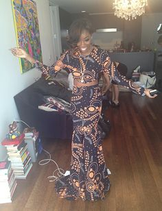 Photo Gallery : InStyle.com What's Right Now- Estelle in Love Collins Custom Clothier