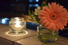 Editorial Dia dos Namorados- Jantar Romântico- Home Decor-  Decoração Mesas-Velas- Vasos- Flores