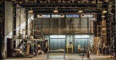 Rent. Fiddlehead Bos - Rent. Fiddlehead Boston. Scenic design by Paul Tate dePoo III. 2016 --- #Theaterkompass #Theater #Theatre #Schauspiel #Tanztheater #Ballett #Oper #Musiktheater #Bühnenbau #Bühnenbild #Scénographie #Bühne #Stage #Set