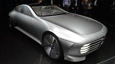 Mercedes-Benz Concept IAA: Frankfurt 2015 Photo Gallery - Autoblog