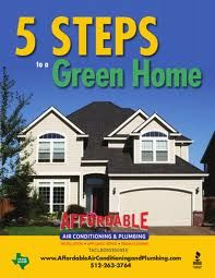 5 Steps to a Green Home