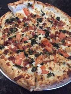 The 31-year-old dive bar on the coast has some tasty 'za.
