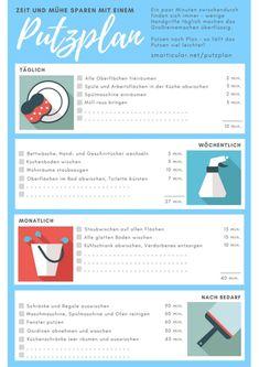 checklisten jetzt im shop entdecken und downloaden haushalt pinterest planer putzplan und. Black Bedroom Furniture Sets. Home Design Ideas