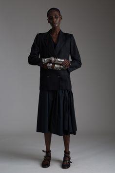 Calvin Klein Linen Blazer Designer Vintage Clothing Minimal Fashion