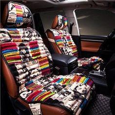 Sport Designed Dual Colored Lattice Car Seat Cover   Car Cleaning Tips    Pinterest   Custom Car Seat Covers, Seat Covers And Car Seats