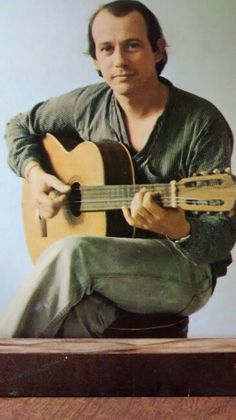 Silvio Rodriguez,.  My favorite Latino guitarist besides Carlos Santana, Silvo plays so peaceful. I love his song Ojala.