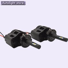 (48.00$)  Watch now - http://aimoo.worlditems.win/all/product.php?id=32558163432 - 2x 50W 6400Lm 12V 24V LED Headlight Conversion Kit Lamp 6000K 5000K D1 D2 D3 D4 D2S D2C D3S D3R D4R D4C Replace Hid Halogen lamp