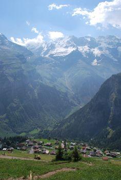 Gimmelwald, Switzerland