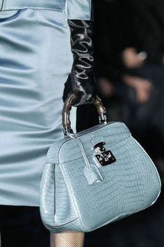 The FW 13-14 Gucci Lady Lock Top Handle Bag via lifetumblr Beautifuls.com Members VIP Fashion Club 40-80% Off Luxury Fashion Brands