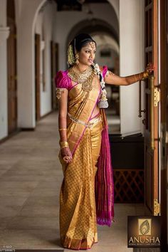 SOUTH INDIAN WEDDING SAREES - Google Search