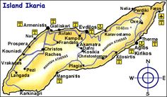 Ikarian Towns & Villages