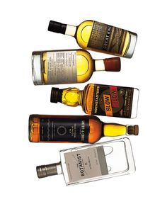 Best Small Batch Booze - great for gifting!