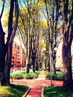 Bogotá - Colombia  Cerca a mi casa !! Extraño Bogotá