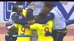 Fidel Martínez, aquel jugador que imitó el 'look de Neymar, hace algunos meses, marcó el gol de la diferencia parcial en le Ecuador vs. Uruguay. Ambas selecciones se enfrentan por la fecha 3 de las Eliminatorias Rusia 2018 en el Atahualpa de Quito. Nov 12, 2015.