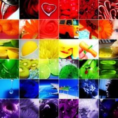 Colour perception Know about yourself with your Favorite Colour