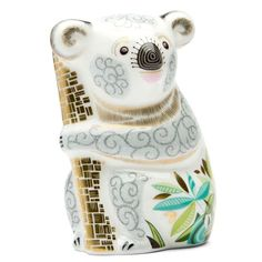 Royal Crown Derby paperweight, golden koala, $266