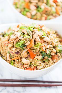 Paleo 5-Spice 'Fried Rice' | GI 365