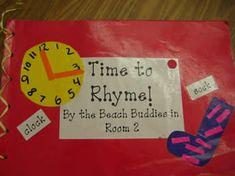 rhyming book