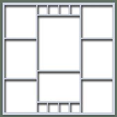 How to Make A Paper Bag Scrapbook – Scrapbooking Fun! Paper Bag Scrapbook, Scrapbook Frames, Scrapbook Layout Sketches, 12x12 Scrapbook, Scrapbook Templates, Scrapbook Supplies, Scrapbooking Layouts, Digital Scrapbooking, Scrapbook Titles