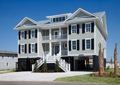 Sea La Vie - 1357 S. Waccamaw Dr. Garden City, SC. Our vacation house this year! Can't wait
