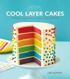 Cool Layer Cakes(Paperback):9781845435233