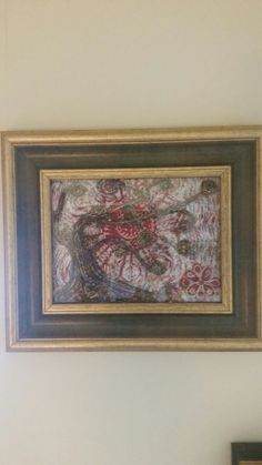 SUN Behind the Witch Tree.  Paper art  Exhibited in Villa Adler Brasov Romania  #Filipina #Philippines