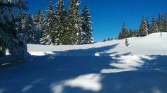 Winter in Slovakia, Europe