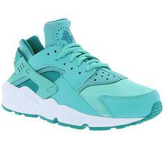 huge discount e8487 fde04 Nike Womens Wmns Air Huarache Run Washed Teal White Neopr... Huarache Run