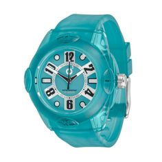 Teal Blue Watch