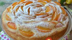 Torta soffice con albicocche e ricotta - peach torte - I will need to have translated. Bakery Recipes, Easy Cake Recipes, Sweets Recipes, Torte Cake, Pie Cake, Cake Cookies, Cupcake Cakes, Italian Desserts, Biscuit Recipe
