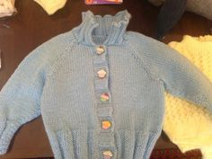 Blue cardigan with cupcake buttons Blue Cardigan, Cupcake, Buttons, Cute, Sweaters, Fashion, Moda, Fashion Styles, Cupcakes