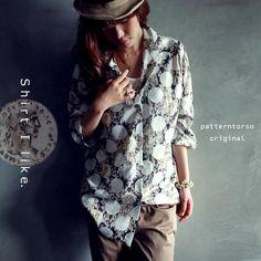【楽天市場】『柄が持つ世界観との初めての出逢い。』6月11日10時&20時~2回発売!この一枚でお洒落の幅を広げてくれる。ドットシャツ:antiqua