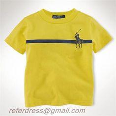 Straightforward Ralph Lauren Boys Teenage Unisex Long Sleeve T Shirts Tops Soft Cotton 2-20 Year T-shirts, Tops & Shirts
