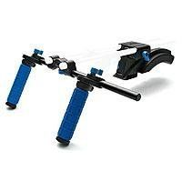 Redrock Micro microShoulderMount for 35mm Adapters Bundle by Redrock Micro. $469.00. The Redrock Micro microShoulderMount Bundle is a flexible approach to portable camera support. The microShoulderMount starts by adding hand grips and a shoulder pad to virtually any camera rig. The hand grips and shoulder pad can be attached and positioned in an unlimited number of ways to create exactly the solution that's right for you. The microShoulderMount can be upgraded with the additi...