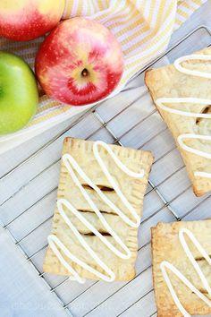 2 Ingredient Apple Pie Turnovers